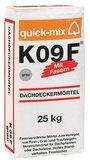 Quick-mix K09F Dachdeckermörtel grau