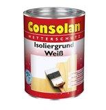 Consolan Isoliergrund Weiß 0,75 Liter Weiß