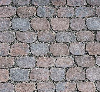 Arena Pflaster arena pflaster stein 80 mm stark terra schattiert nr 33