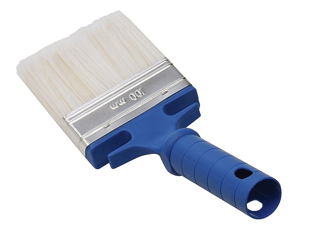 knauf gips finishpinsel f. easyputz borstenbreite 100 mm | www