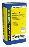 weber.dur 140SLK Kalk-Zement-Faserleichtputz