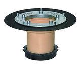 Sita Trendy Schraubflansch Aufstockelement 60-150 mm Schraubflansch