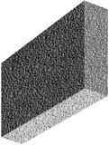Bisotherm Bimsbauplatte 495x115x238 mm