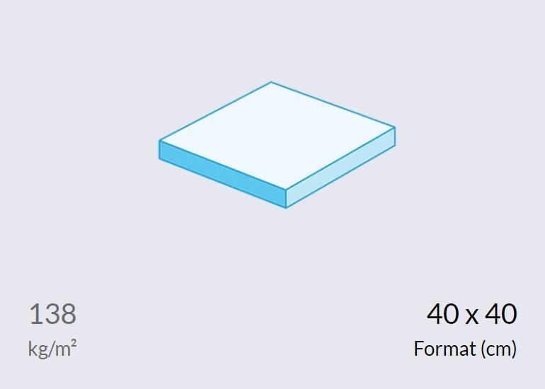 Betonplatte Edelplatte Sandgestrahlt Krophyr Nummer Xx - Betonplatten 100 x 40