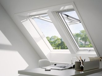 velux fenster gpu thermo kunst 1140x1400 mm. Black Bedroom Furniture Sets. Home Design Ideas