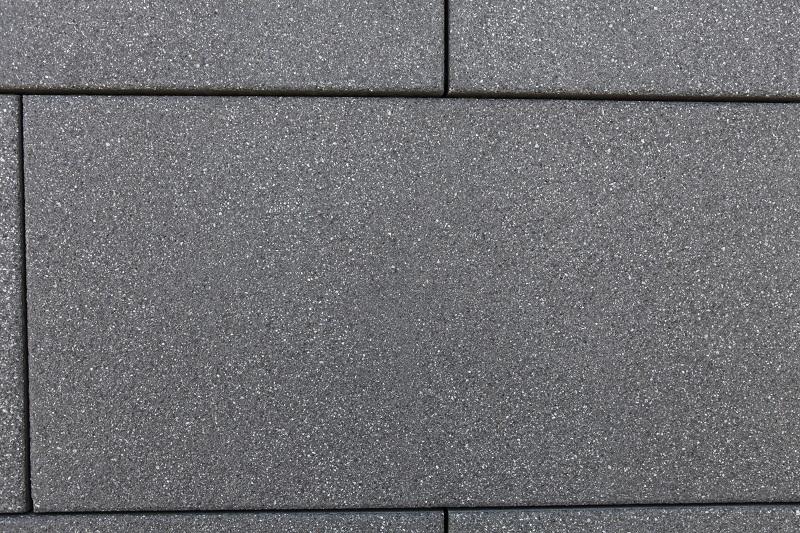 Terrassenplatte PAMPLONA Sandgestrahlt Xx Mm Anthrazit - Gehwegplatten anthrazit 60 x 40