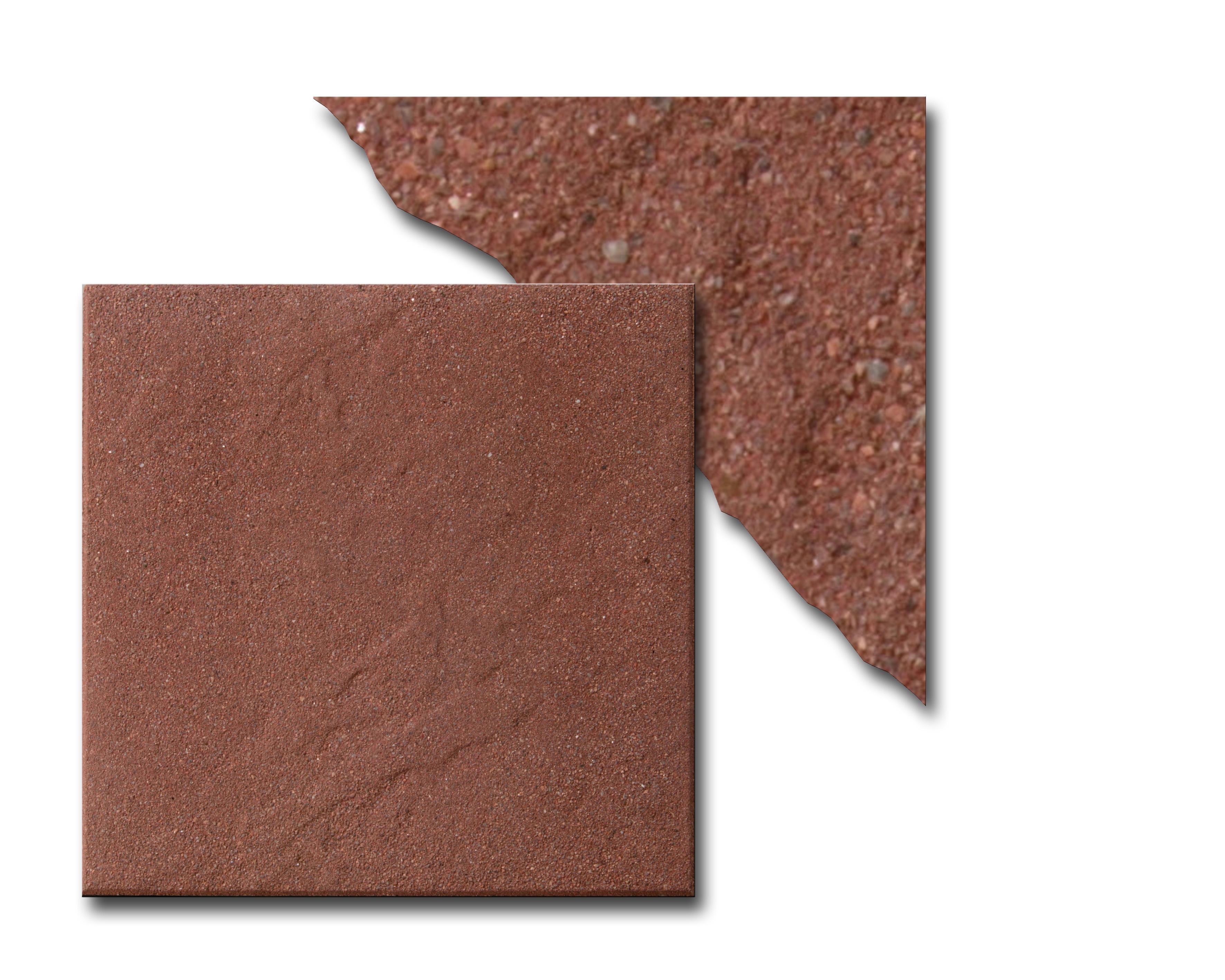 Kemmler Terrassenplatte Xx Mm Terracotta Wwwkemmlerde - Terrassenplatten 40x40 terracotta