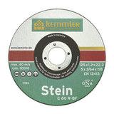 Kemmler Stein Trennscheibe STS12 125x3x22,2 mm