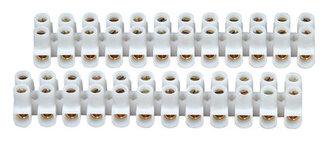 Kopp Lüsterklemmleiste 12-polig