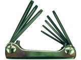 HaWe Stiftschlüsselsatz TX