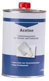 Aceton                       F