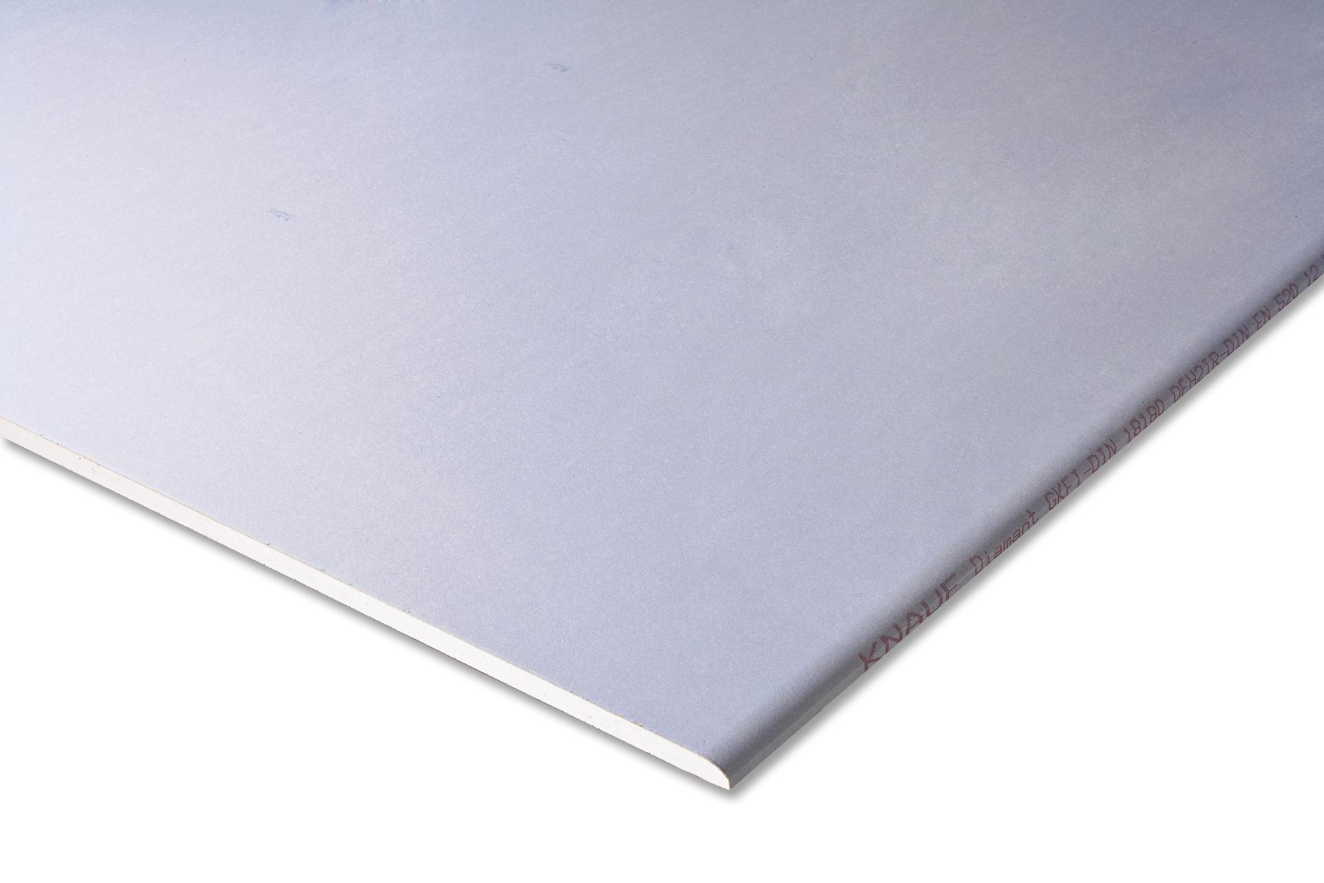knauf diamant hartgipsplatte 2500x1250x12,5 mm, glasfaserverstärkter