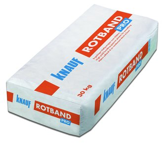knauf rotband pro gips haftputz 30 kg sa. Black Bedroom Furniture Sets. Home Design Ideas