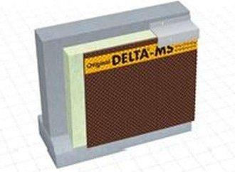 delta noppenbahnen profil 2000 mm. Black Bedroom Furniture Sets. Home Design Ideas