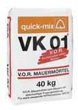 QUICK MIX V.O.R. Mauermörtel VK01