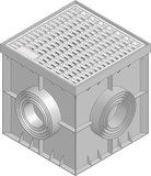 Hauraton Faserfix Point Standard 30/30
