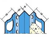 Innenkantenprofil Innen, verzinkt - 260 cm