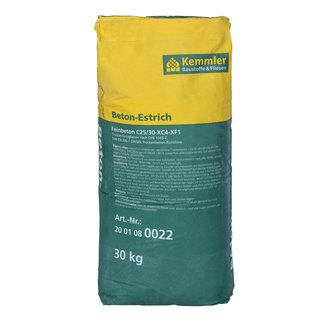 Kemmler BE101 Beton-Estrich C25/30