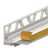 kantenprofil innenputz l nge 2600 mm f r putzdicke 8 mm 25 st ck packung. Black Bedroom Furniture Sets. Home Design Ideas