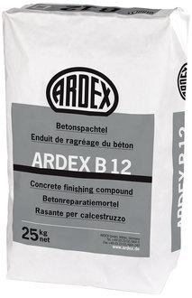 Betonspachtel Aussen ardex arducret b12 betonspachtel 25 kg sack kemmler de