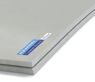 knauf aquapanel cement board floor 900x600x22 mm baustoffklasse a2 portlandzement mit. Black Bedroom Furniture Sets. Home Design Ideas